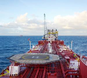 Drilling ships secure extraction
