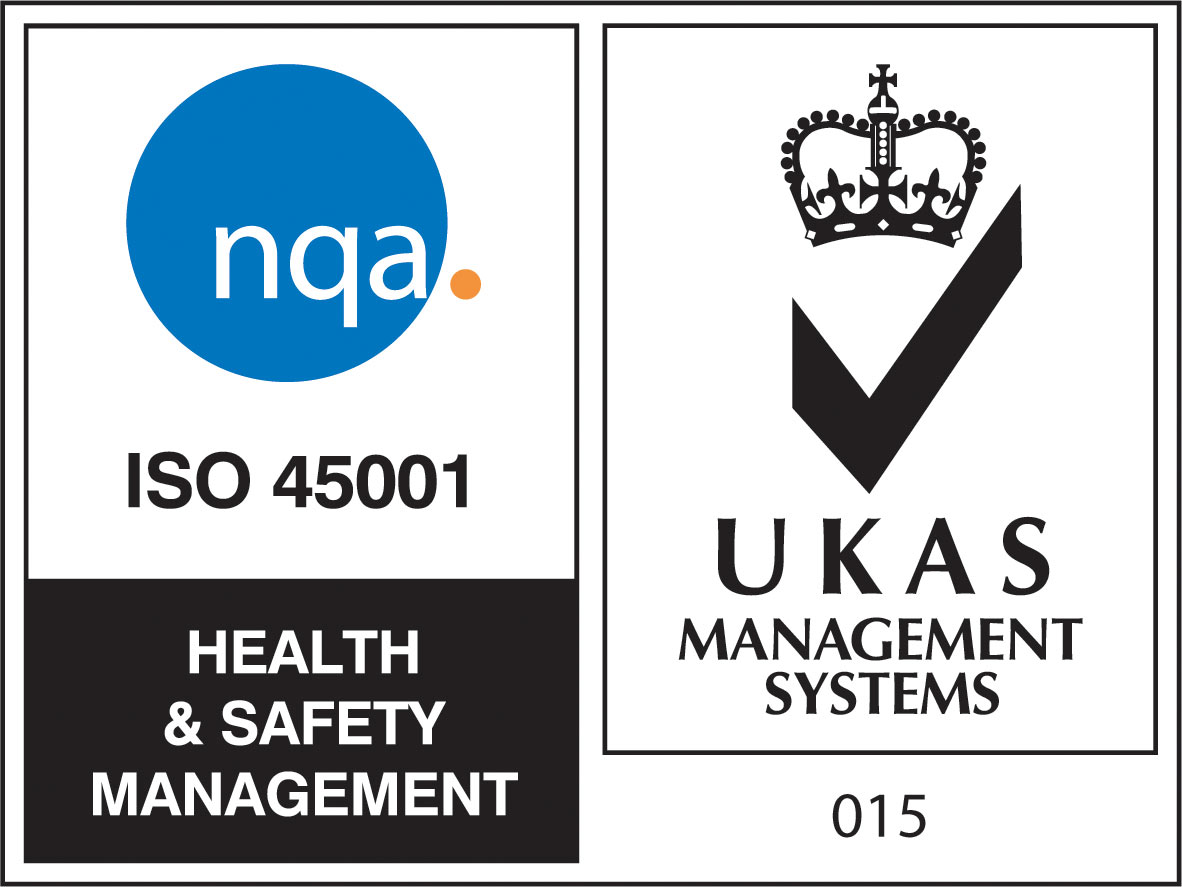 Bender UK achieves Health and Safety ISO45001 Accreditation
