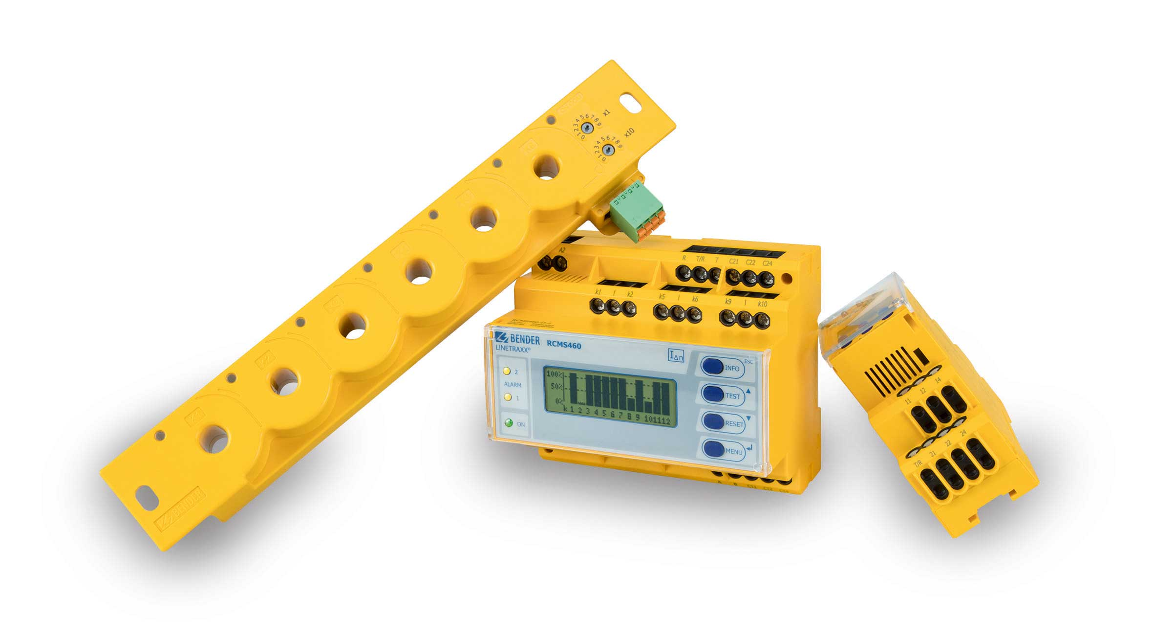 Residual current monitoring