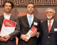 Der Hessen Champion 2011 in der Kategorie Weltmarktführer heißt Bender