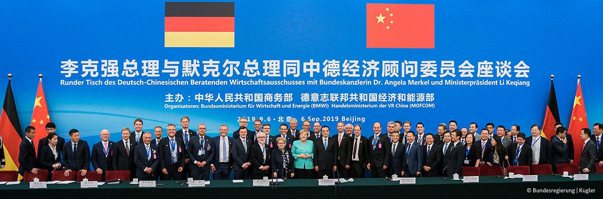 Bender CEO Markus Schyboll blickt auf erfolgreiche China-Reise mit Kanzlerin Merkel