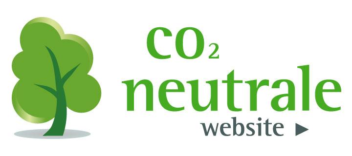 co2 neutrale Webseite