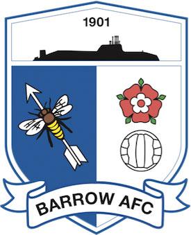 Barrow AFC and Bender UK Sign Partnership Agreement