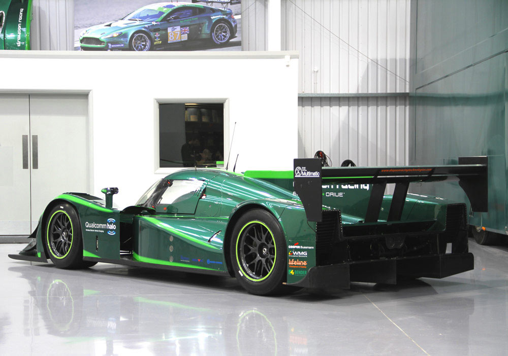 Drayson Racing electric car sets new world speed record with support of Bender UK