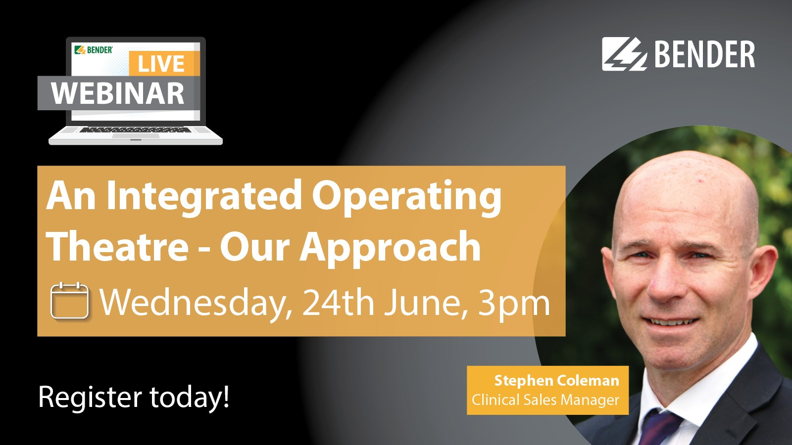 An Integrated Operating Theatre – Our Approach Webinar