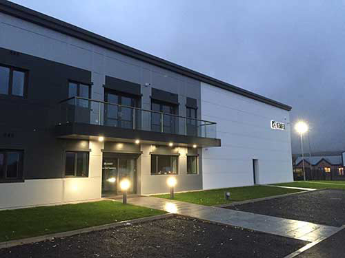 New Bender UK facility is a showcase of electrical safety technology