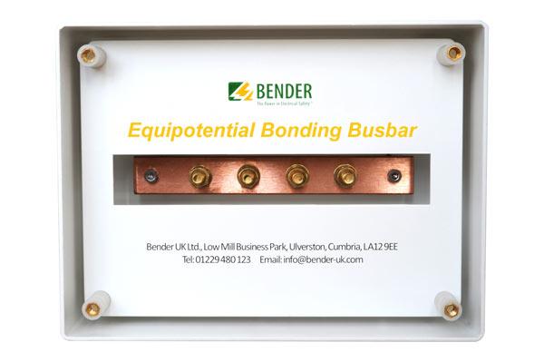 Equipotential Bonding Bar (EBB) Type 4