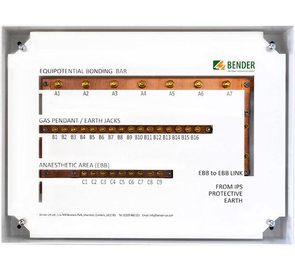 Equipotential Bonding Bar Type 3