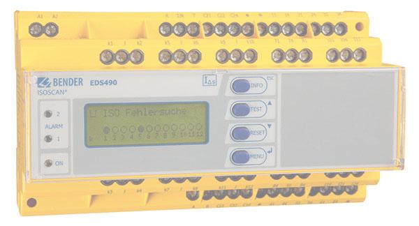 ISOSCAN® EDS491-D