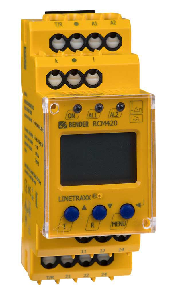 LINETRAXX® RCM420