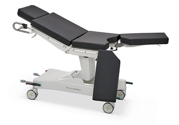Rapido™ Hospital Trolley