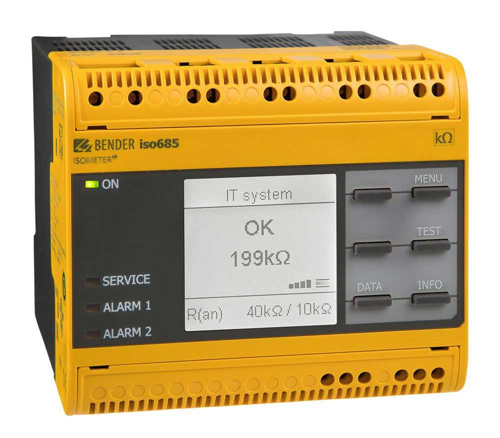 ISOMETER® isoRW685W-D-B