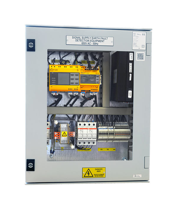 Network Rail approve Bender UK's RS4 rail signal power protection system